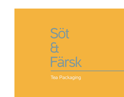 Söt & Färsk Packaging