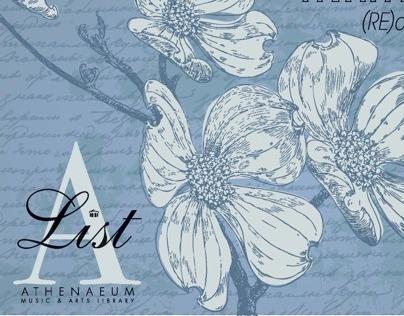 Avant Garden A List promotional postcard
