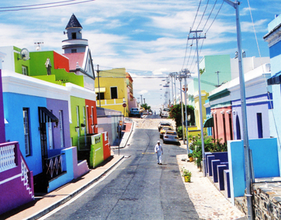 Places & Colour