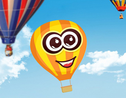 Hot Balloon Children's Park 热气球儿童乐园