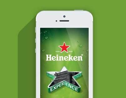 Heineken Experience App