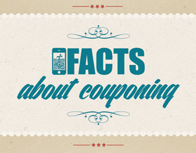 FACTS About couponing :: Infographics