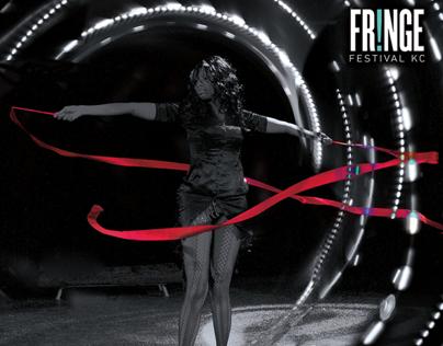 KC Fringe - art festival rebrand