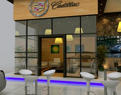 Cadillac - Qatar Motor Show 2014 - Design -02