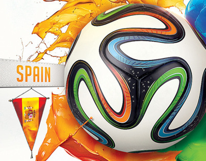 Brazil World Cup Flyer