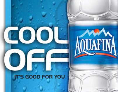Aquafina Water - Retail POS