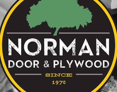 Norman Door & Plywood Logo