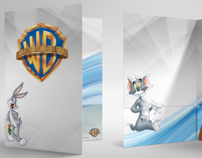 Folder Corporativo - Warner Bros Entertainment México