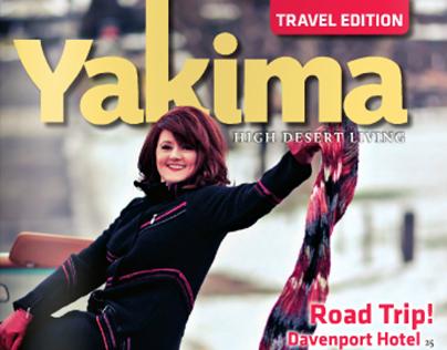 Yakima Magazine Covers