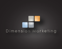 Corporate Identity - Dimension Marketing
