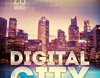 Digital City Flyer