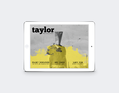 Taylor Magazine - Digital Issue