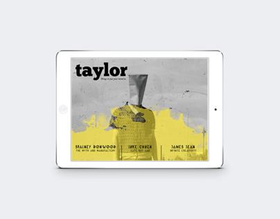 Taylor Magazine - Digital Issue