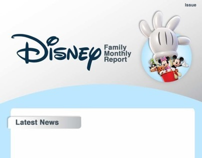 Disney Newsletters