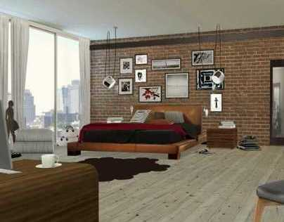 Multifunctional Loft Apartment