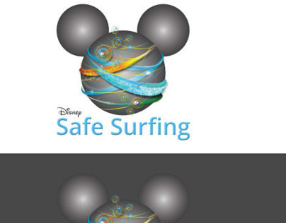 Disney Safe Surfing Logo