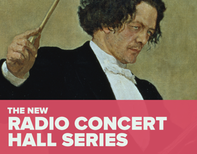 The Radio Concert Hall Series