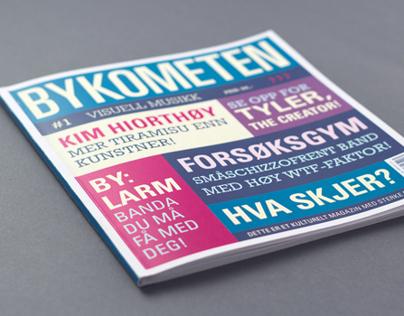 Bykometen magazine