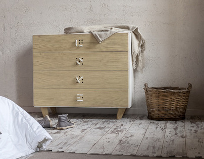 NODO / CHEST OF DRAWERS for FORMABILIO