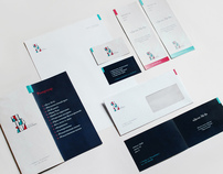 "Identity for ""Vitrazhi"" theatre"