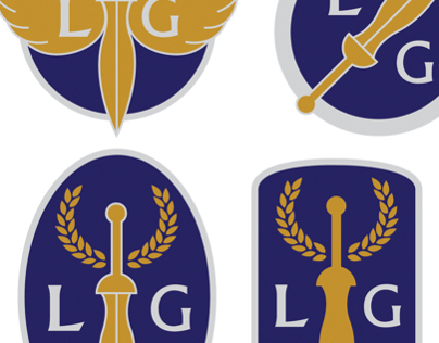 Legion Games Logo Concepts