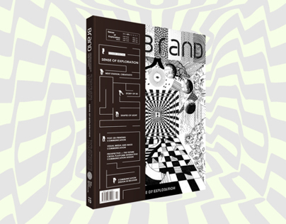 "BranD Magazine -""Sense of Exploration"" Issue"