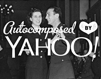 Autocomposed By Yahoo Valentine's Campaign