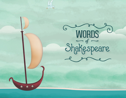 Words of Shakespeare