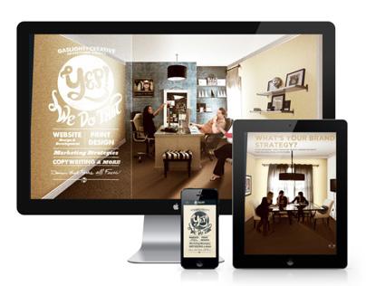 Gaslight Website