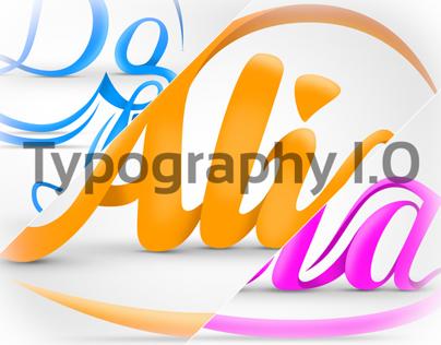 Typography 1.0
