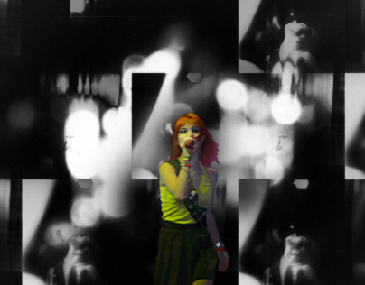 Paramore in the Darkroom
