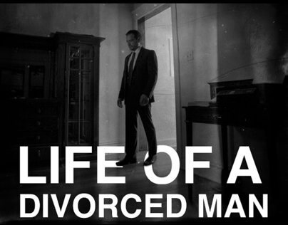 LIFE OF A DIVORCED MAN
