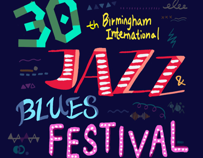 Birmingham JAZZ & BLUES Festival 2014