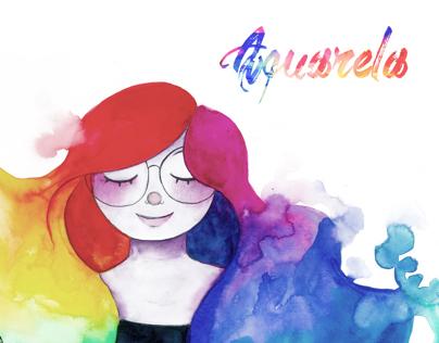 Aquarela - Picturebook Project