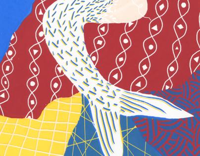 A Mermaid's Winter