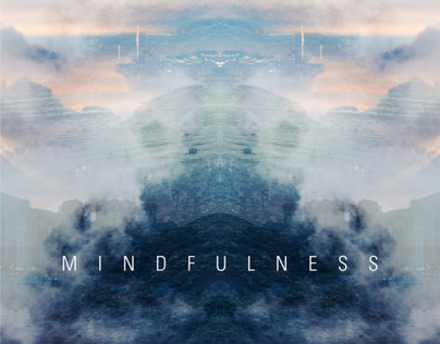 Mindfulness: Photo Collage Poster Series
