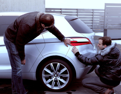 Peugeot 308 - The Making Of