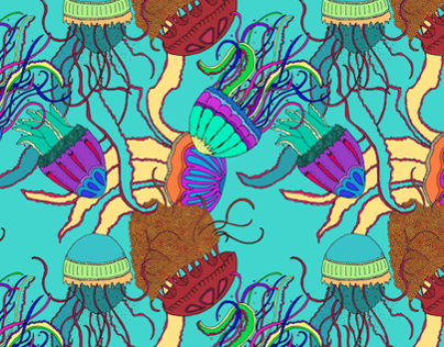 Pattern Project-Jellyfish