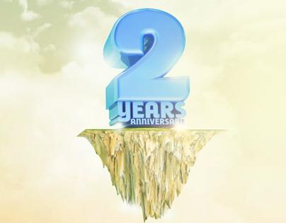 2 Years anniversary (CYD)