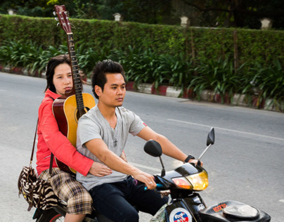 Chiang Mai, Thailand Street Photos