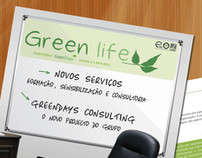 newsletter Green Life