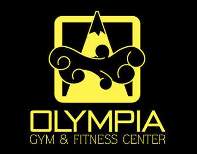 Olympia Gym-Logo Design and Apparel
