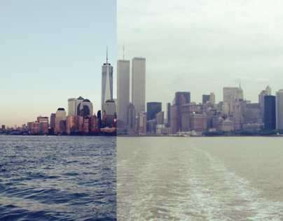 New York Now and Then