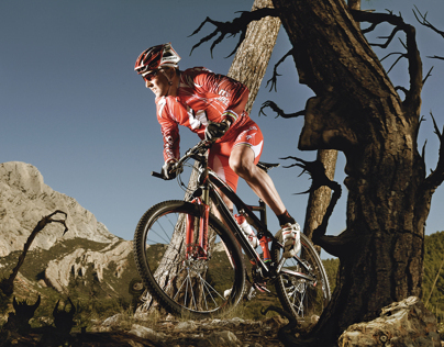 Mountain Bike / Christoph Sauser