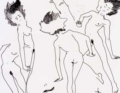 Sketches.Nudes