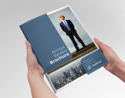 Annual Report Reviev Brochure