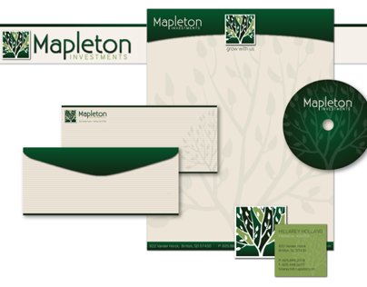 Mapleton Investments Identity