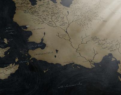 Game of Thrones, Season 4 Promo | MOTION GRAPHICS