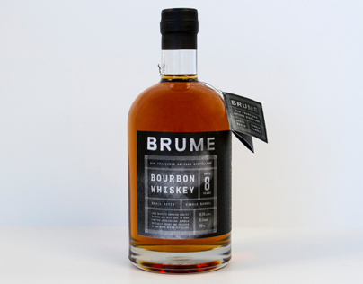 Brume Bourbon Packaging