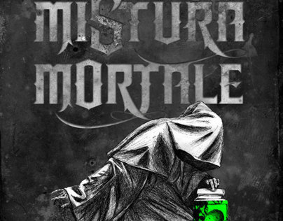 Album Cover Mistura Mortale, Anime Morte, 2014
